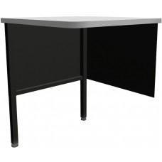 Marvel Utility Corner Table, 30W x 30D x 28-36H