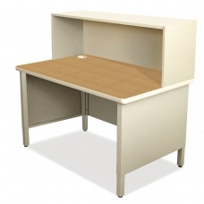 Mailroom Utility Table, Riser