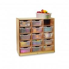 15 Tray Storage Cabinet