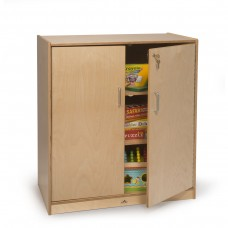 Lockable Supply Cabinet