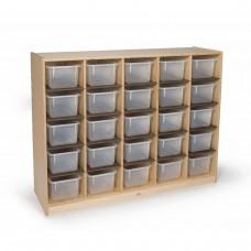 25 Tray Storage Cabinet