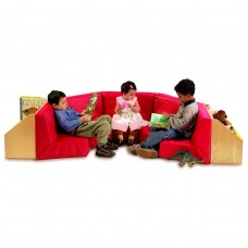Five Section Reading Nook