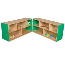 "Green Apple™ Folding Storage, 23-1/2""H"