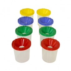 Paint Cups - Set of Eight