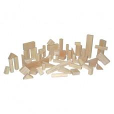 Basic Blocks - 15 Shapes, 56 Pieces