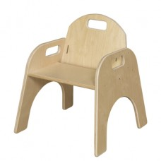 """Woodie, 11"""" Seat Height, Packed (1) Per Carton"""