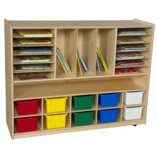 Multi-Storage with 10 Assorted Trays