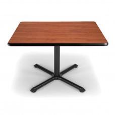 "OFM Square Multi-Purpose Table, 36"", Cherry"
