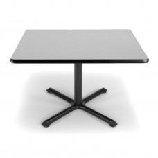 "OFM Square Multi-Purpose Table, 36"", Gray Nebula"