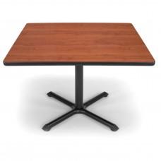 "OFM Square Multi-Purpose Table, 42"", Cherry"