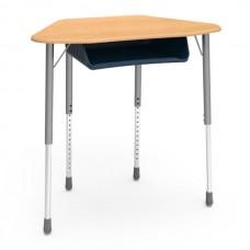 Zuma® Series - Trapezoid Shaped Student Desks