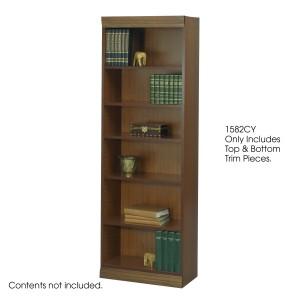 """Baby Bookcase Trim Kit, 24""""W - Cherry"""