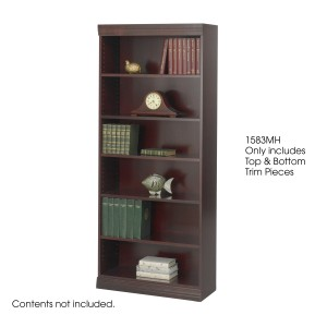 "Baby Bookcase Trim Kit, 30""W - Mahogany"