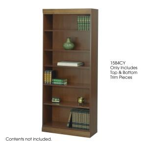 "Veneer Bookcase Trim Kit, 36W"" - Cherry"