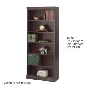 "Veneer Bookcase Trim Kit, 36W"" - Mahogany"