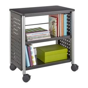 Scoot™ Personal Bookcase - Black