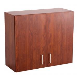 Hospitality Wall Cabinet - Mahogany