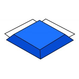 Modular Mat - Blue Corner