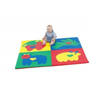 Baby Love Activity Mat - Primary