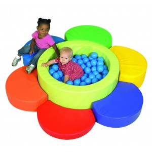 Flower Petal Ball Pool