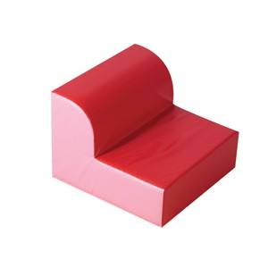 Red Library Chair