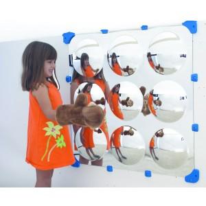 9 Bubble Maxi Mirror