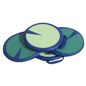 Lily Pad Sit Upons - Set of 4