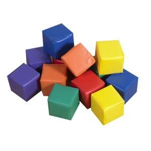 Toddler Baby Blocks - Primary