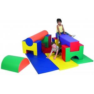 Jr. Activity Gym - 11 Pc Set