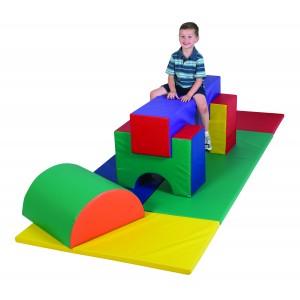 Jr. Activity Gym - 8 Pc Set