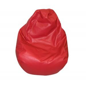 Tear Drop Bean Bag - Red