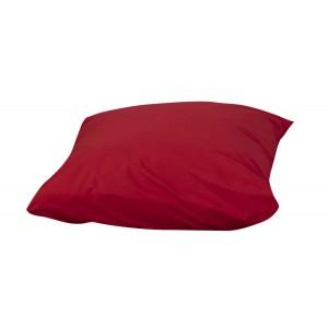"""27"""" Cozy Floor Pillow - Red"""