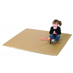 Two Tone Activity Mat - Walnut/Almond