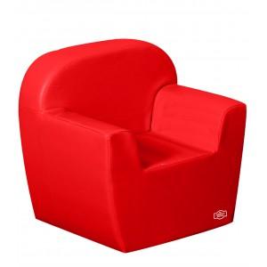 Club Chair - Red
