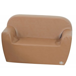 Club Sofa - Almond