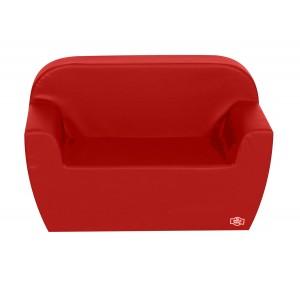 Club Sofa - Red