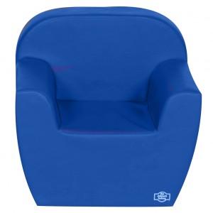 Club Chair - Blue