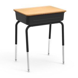 "751 Series - Student Desks (18"" X 24"" Top) Hard Plastic Top"