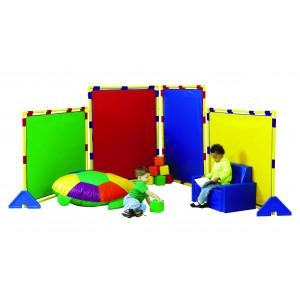 Big Screen Rainbow PlayPanel Set