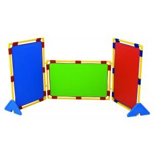 Rectangular Rainbow PlayPanel Set