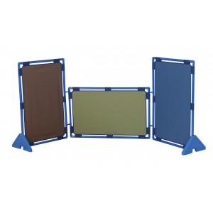 Cozy Woodland PlayPanels® - Set of 3 Rectangles