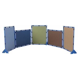 Big Screen PlayPanels® - Woodland Set of 5