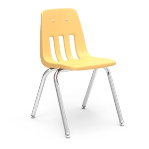 9000 Series - 4-Leg Stack Chairs