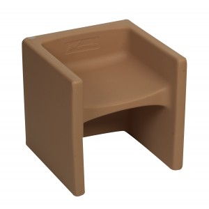 Chair Cube - Almond