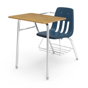 9000 Series - Chair Desks