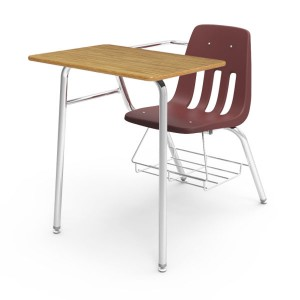 9000 Series - Chair Desks