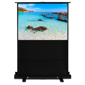 48x64 Portable Screen, Video