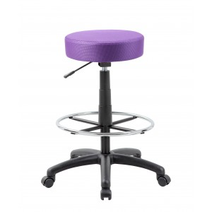 DOT Drafting Stool, Purple