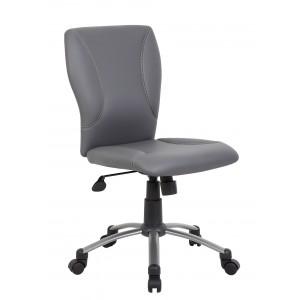 Tiffany CaressoftPlus Chair-Grey