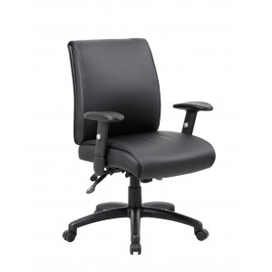 Multi-Function Mid Back Executive Chair